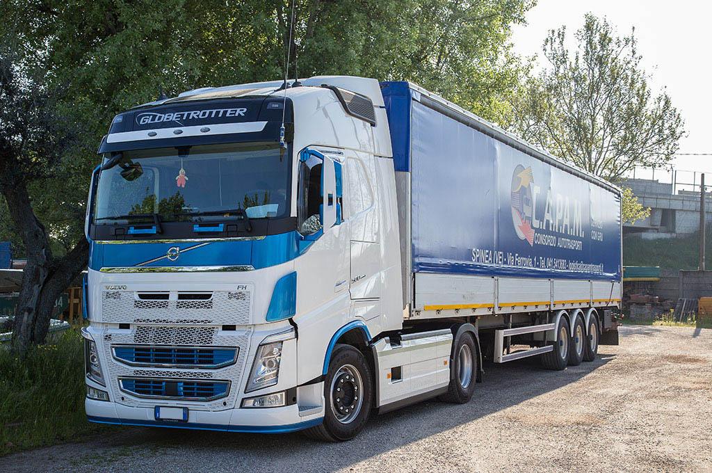 camion trasporti nazionali